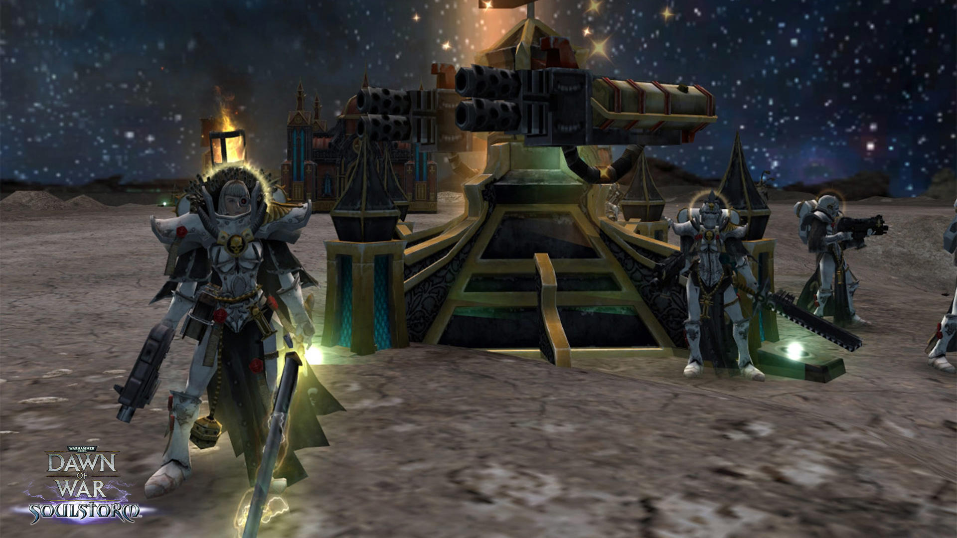 dawn of war soulstorm free download