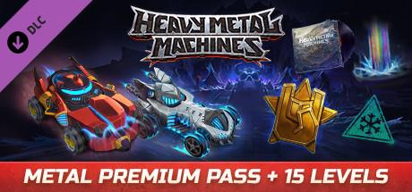 HMM Metal Pass Premium Season 1 + 15 levels