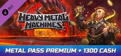 HMM Metal Pass Premium Season 1 + 1.300 Cash