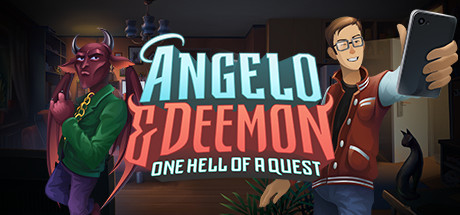 Save 30 On Angelo And Deemon One Hell Of A Quest On Steam