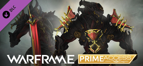 Warframe Chroma Prime Access: Accessories Pack