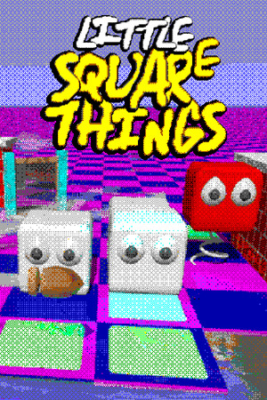 Little Square Things poster image on Steam Backlog
