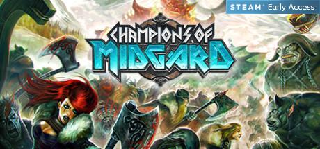 Champions of Midgard (Board Game)