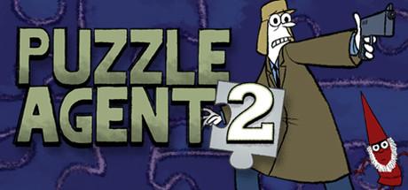 Puzzle Agent 2 cover art