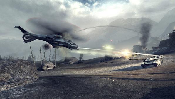 Скриншот из Frontlines: Fuel of War