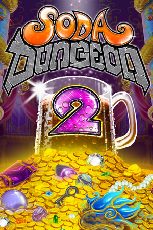 Soda Dungeon 2 poster image on Steam Backlog