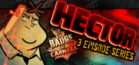 Купить Hector: Badge of Carnage - Full Series
