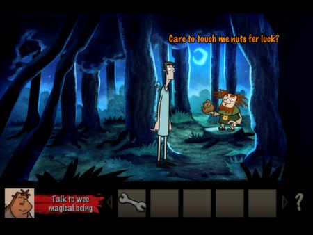скриншот Hector: Badge of Carnage - Full Series 5