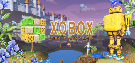 Xobox - circle and cross