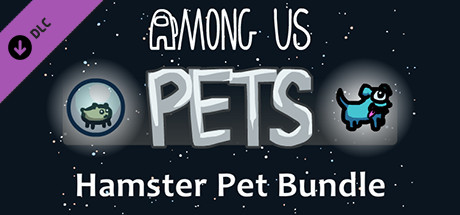 Among Us - Hamster Pet Bundle