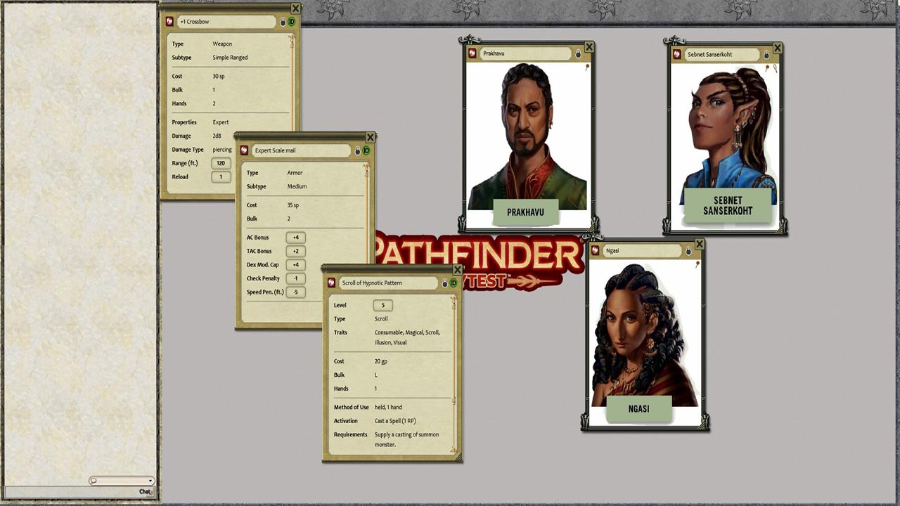 Fantasy Grounds - Pathfinder Society Playtest Scenario #3: Arclord's Envy  (PFRPG2)