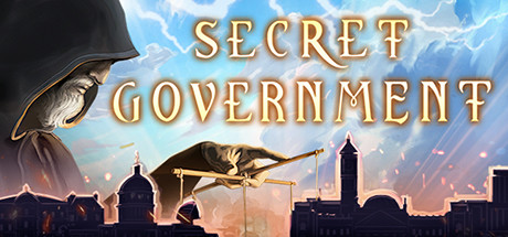 Secret Government Capa