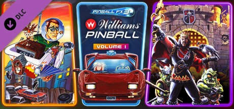 Pinball FX3 - Williams™ Pinball: Volume 1 on Steam