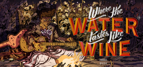Where The Water Tastes Like Wine: Fireside Chats