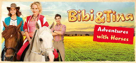 Bibi & Tina – Adventures with Horses Capa