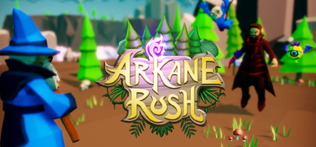 Arkane Rush cover art