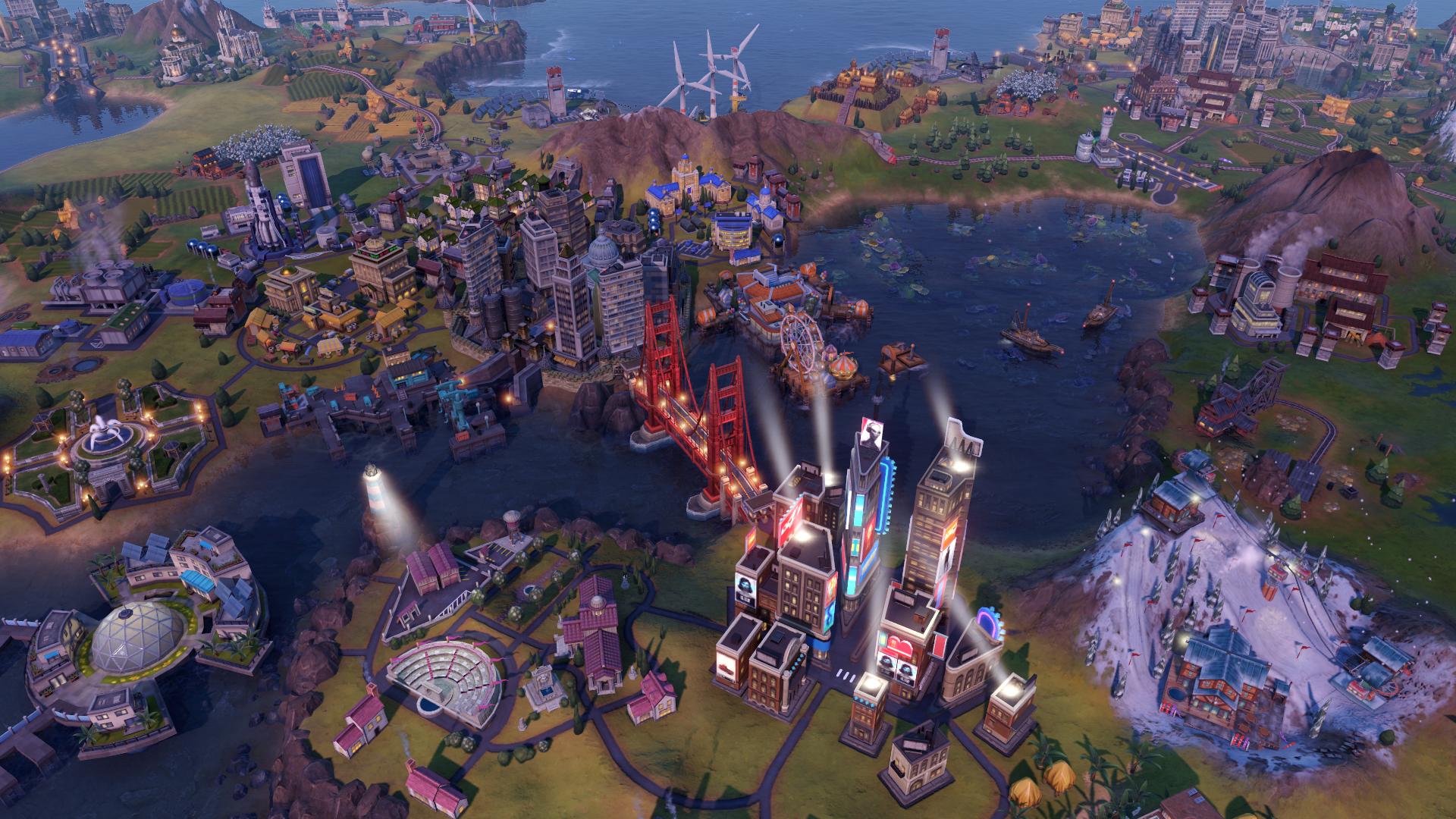 Sid Meier's Civilization® VI: Gathering Storm