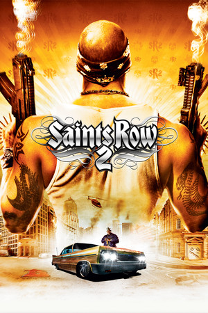Saints Row 2 poster image on Steam Backlog