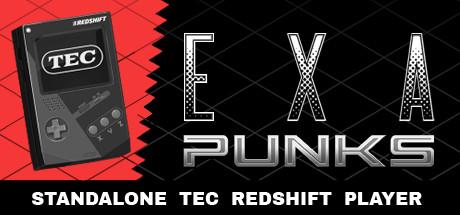 EXAPUNKS: TEC Redshift Player cover art