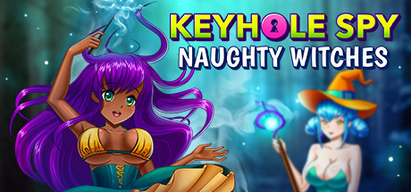 Keyhole Spy: Naughty Witches cover art
