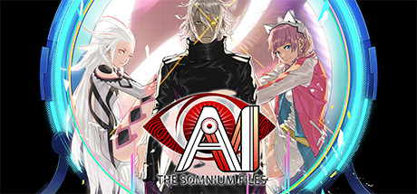 AI: The Somnium Files cover art