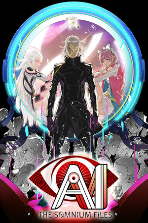 AI: The Somnium Files poster image on Steam Backlog