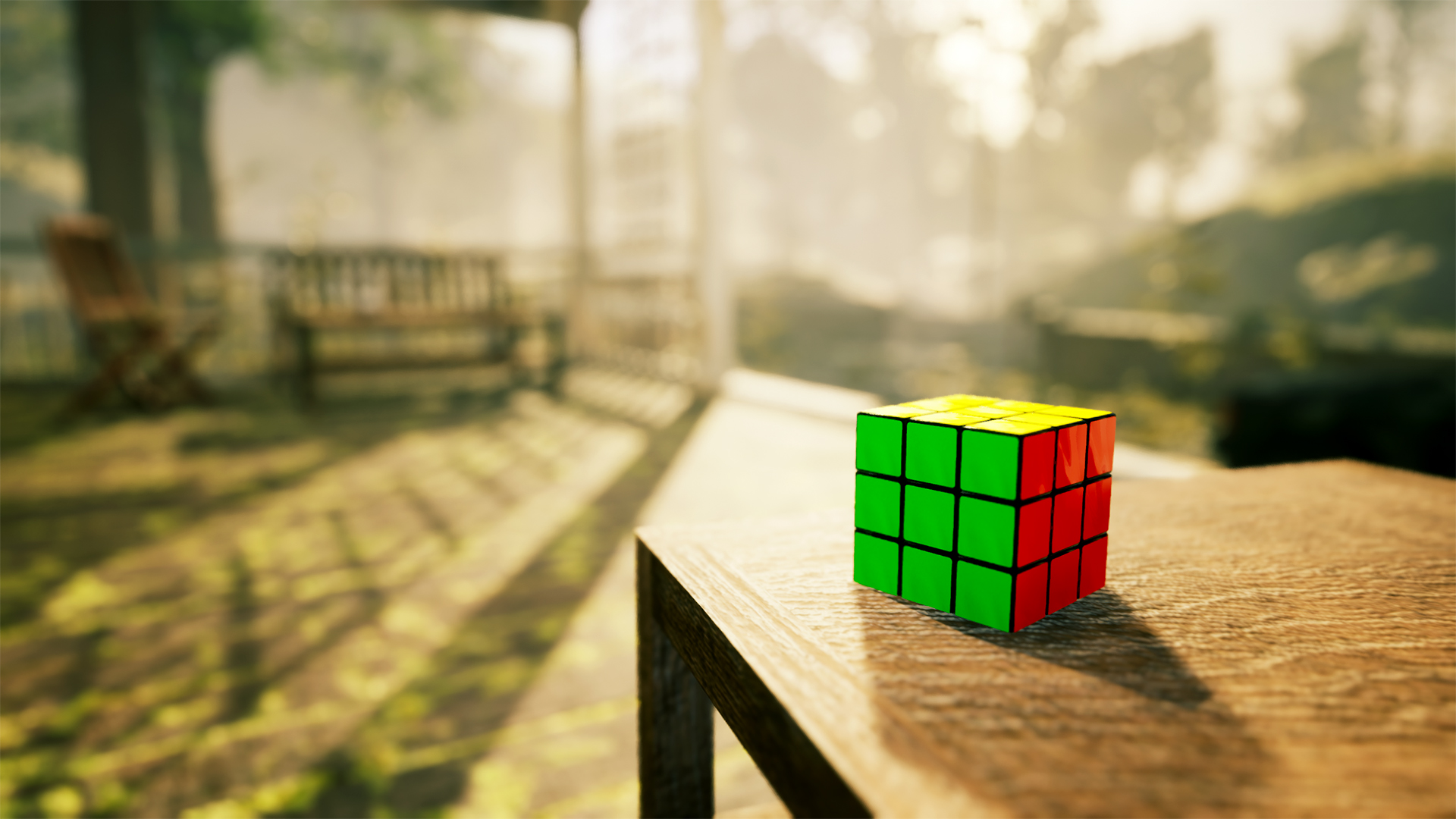 rubik's cube™ vr on steam