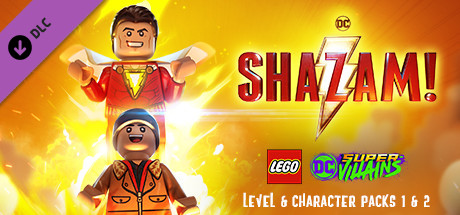 LEGO® DC Super-Villains Shazam! Movie LevelPack1&2