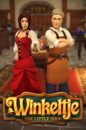 Winkeltje: The Little Shop poster image on Steam Backlog