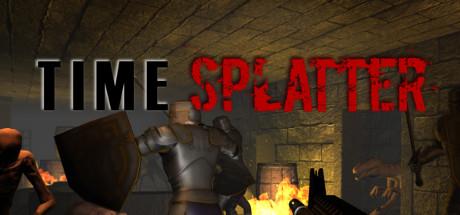 Time Splatter cover art