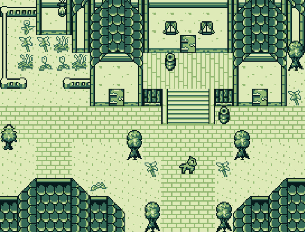 RPG Maker MV - Nostalgia Graphics Pack