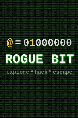 Rogue Bit poster image on Steam Backlog