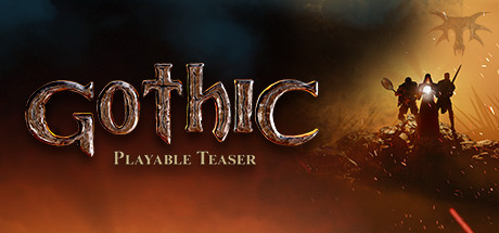 Gothic Playable Teaser Capa
