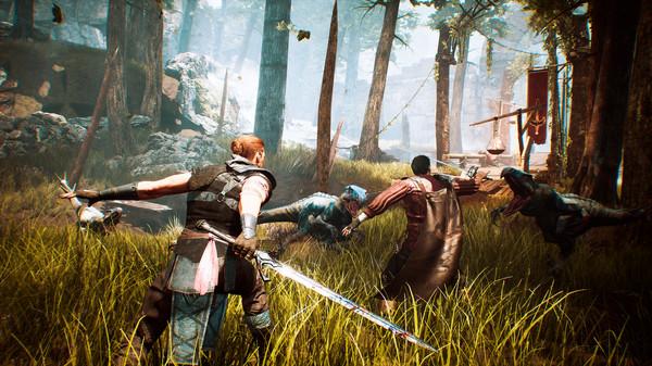 скриншот Gothic Playable Teaser 0