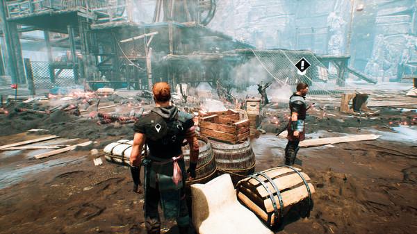 скриншот Gothic Playable Teaser 8