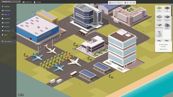 Business Magnate Screenshot