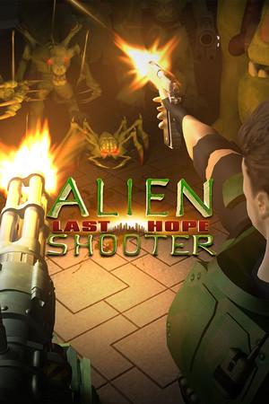 Alien Shooter - Last Hope poster image on Steam Backlog