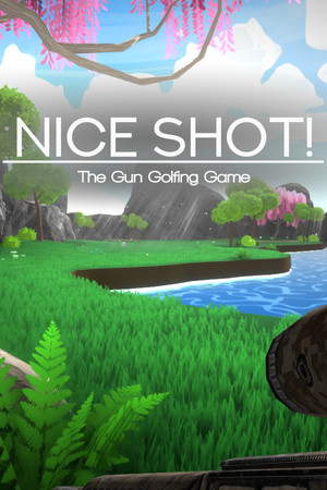 Nice Shot! The Gun Golfing Game poster image on Steam Backlog