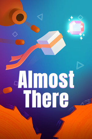 Almost There: The Platformer poster image on Steam Backlog
