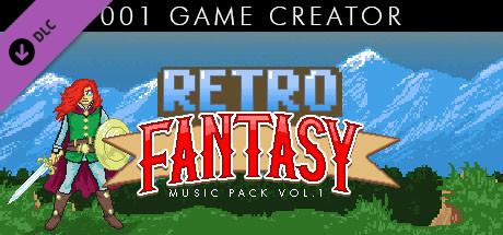 001 Game Creator - Retro Fantasy Music Pack Volume 1