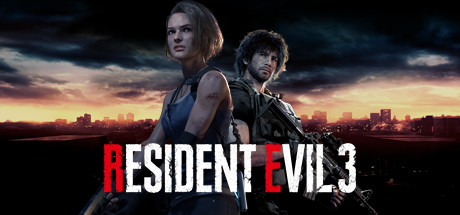 Resident Evil 3 cover art