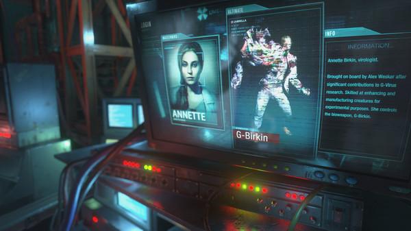 скриншот RESIDENT EVIL 3 7