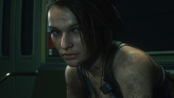 скриншот RESIDENT EVIL 3 0