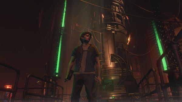 скриншот RESIDENT EVIL 3 8
