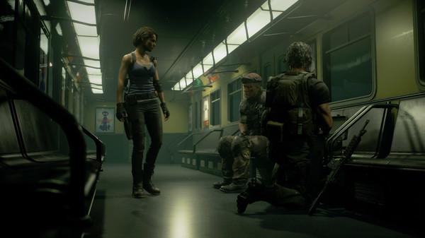 скриншот RESIDENT EVIL 3 3