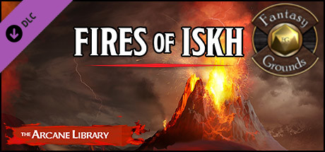 Fantasy Grounds - Fires of Iskh (5E)