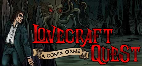 Lovecraft Quest - A Comix Game on Steam
