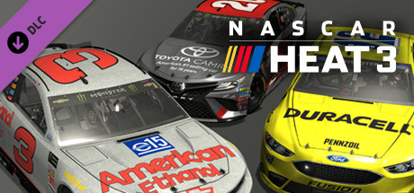 NASCAR Heat 3 - October Pack