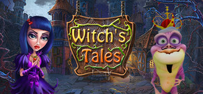 Witch's Tales cover art