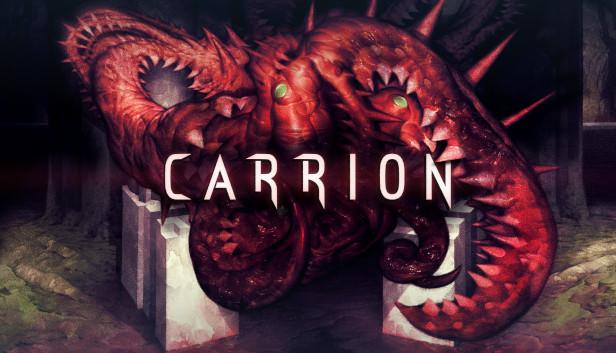 Compre CARRION no Steam durante a pré-venda